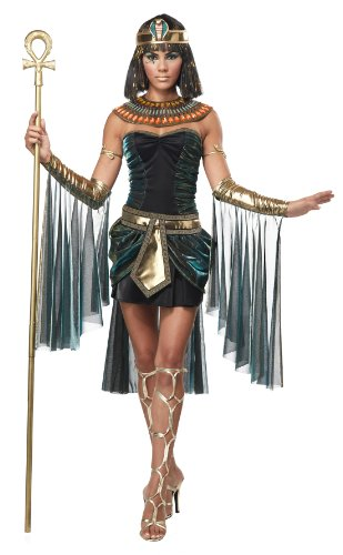 California Costumes Women's Eye Candy – Egyptian Goddess Adult