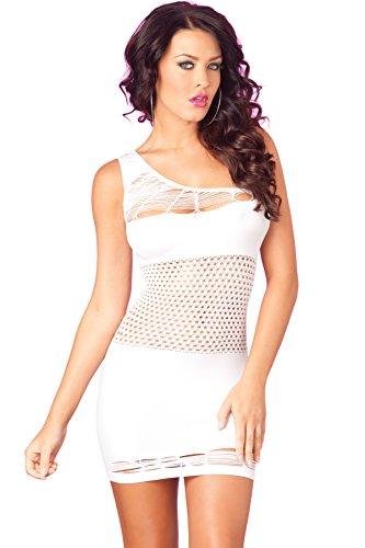 Pink Lipstick Women's Deep Cover Seamless Dress