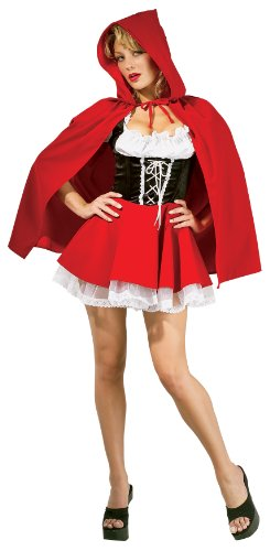 Secret Wishes Sexy Red Riding Hood Costume
