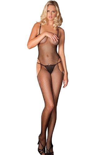 Rene Rofe Women's Sexy and Sensual Bodystocking