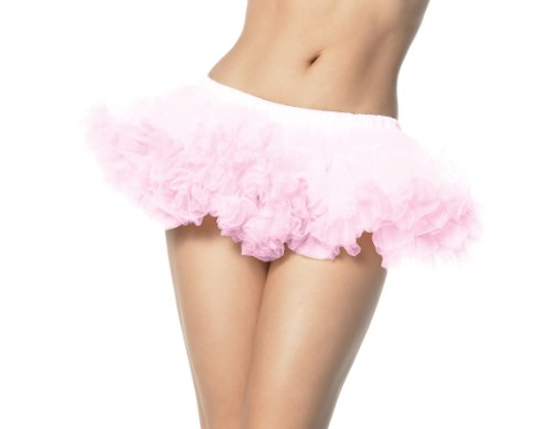 Leg Avenue Puffy Chiffon Mini Petticoat