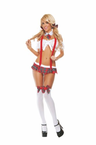 Starline Women's School Girl Cutie Bedroom Costume