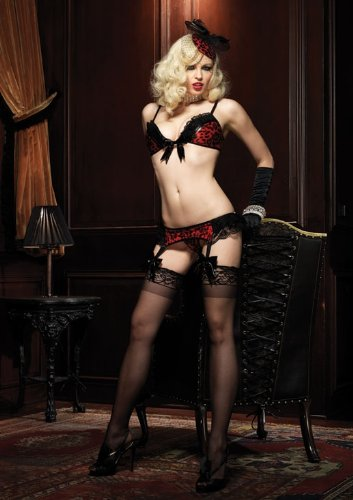 Leg Avenue Women's Temptress Set