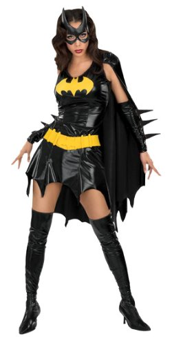 DC Comics Secret Wishes Sexy Batgirl Adult Costume