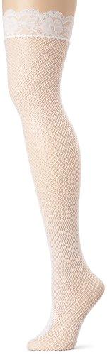 Leg Avenue Women's Lace Top  Fishnet Stockings #9027