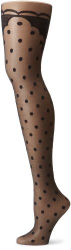 Leg Avenue Women's Sheer Pantyhose