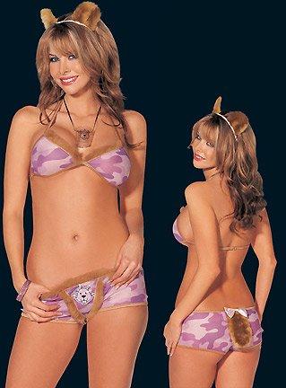 Eager Beaver – Women's Beaver Sexy Halloween Costumes