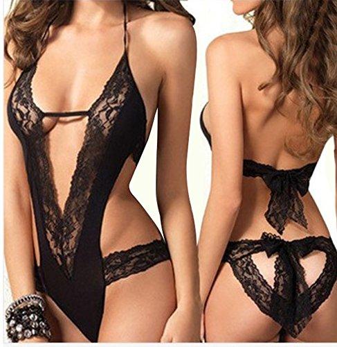 Rospeper Sexy Teddies Lingerie Exotic Bra Underwear Bodysuit.