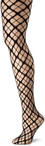 Leg Avenue Women's Seamless Trellis Net Pantyhose