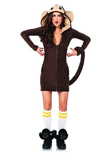 Leg Avenue Women's Cozy Monkey