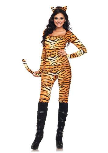 Leg Avenue Women's 2 Piece Wild Tigress