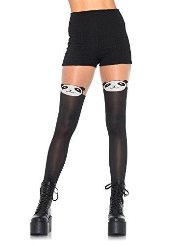 Leg Avenue Women's Panda Pantyhose