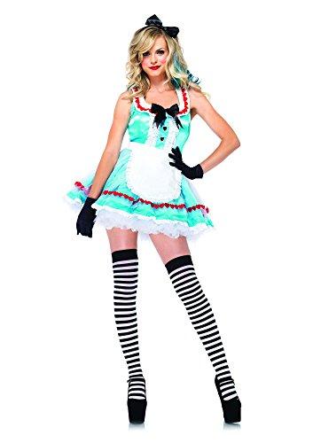 Leg Avenue Women's 2 Piece Sweetheart Alice
