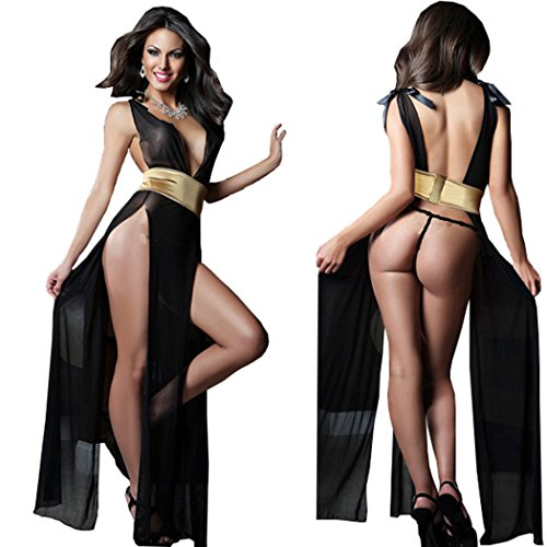 Wellsextoys Women Sexy Lingerie Perspective Sexy Costumes Erotic Lingerie