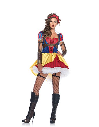 Leg Avenue Women's Rebel Snow White