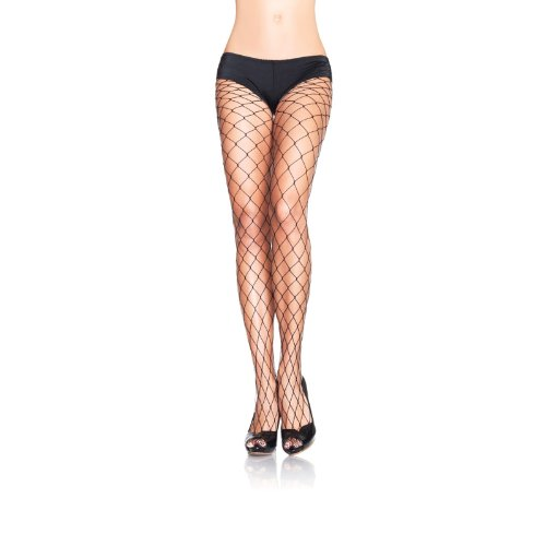 Leg Avenue Women's Fence Net Pantyhose