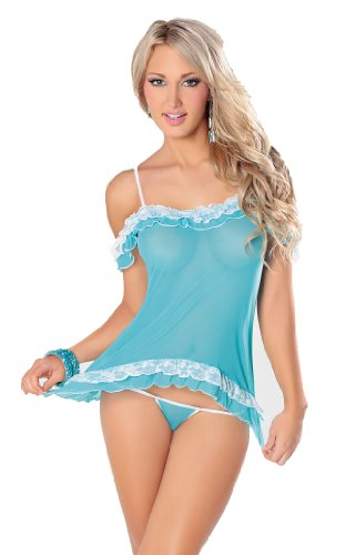 Escante Women's Slumber Party Babydoll