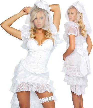 Victorian Bride Costume