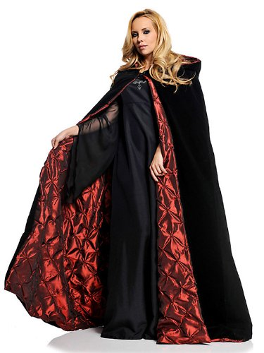 Women's Luxurious Shrouding Cloak