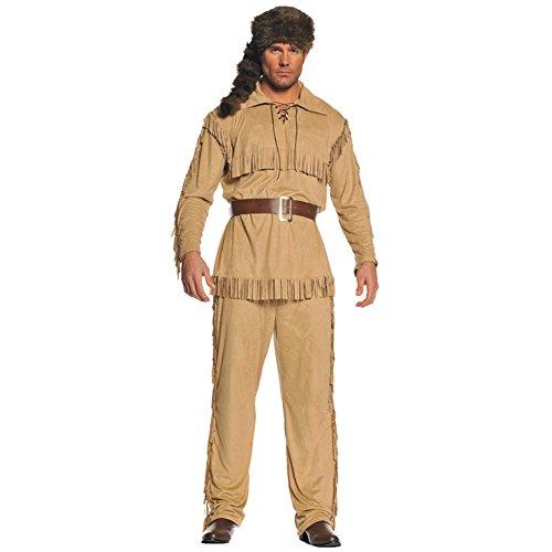Frontier Man Adult Costume
