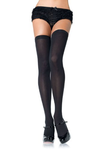 Leg Avenue Women's Plus-Size Spandex Industrial Net Pantyhose
