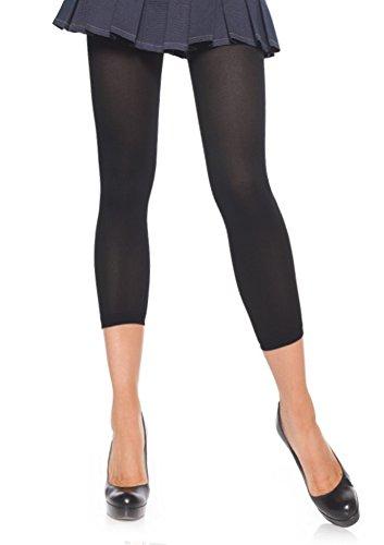 Leg Avenue Women's Opaque Footless Tights