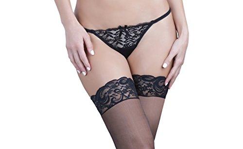 Oh la la Cheri Women's Peek-A-Boo Tanga Panty