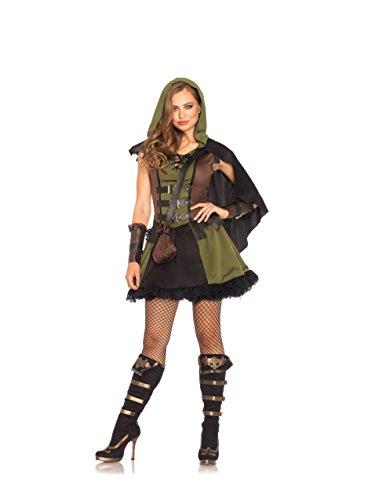 Leg Avenue Women's Darling Robin Hood
