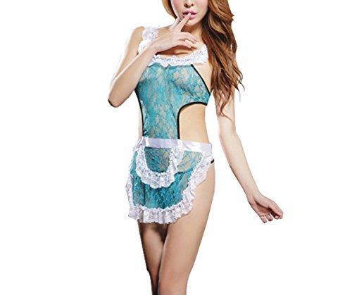 Wandafull Elegant Sexy Women Lingerie Sensory Flirt Set