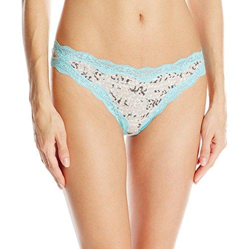 Calvin Klein Women's Coquette Cotton Thong Panty