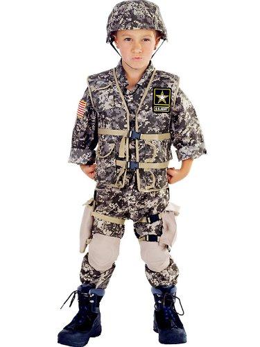 Underwraps Men's Army Ranger DLX Adult