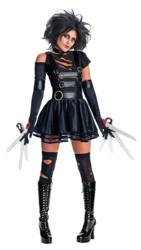 Edward Scissorhands Secret Wishes Sexy Miss Scissorhands Costume