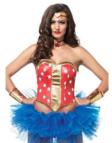 Leg Avenue Women's Super Star Hero Kit
