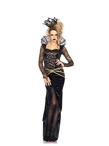 Leg Avenue Women's Deluxe Evil Queen