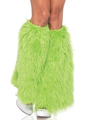 Leg Avenue Women's Furry Leg Warmers