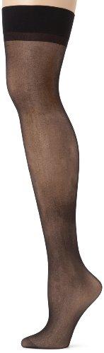 Leg Avenue Women's Sheer Stockings with Back Seam #1000
