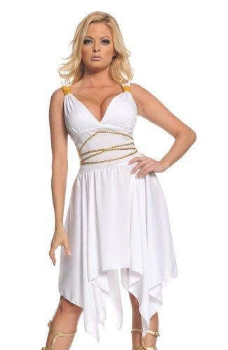 Underwraps Women's Greek Goddess