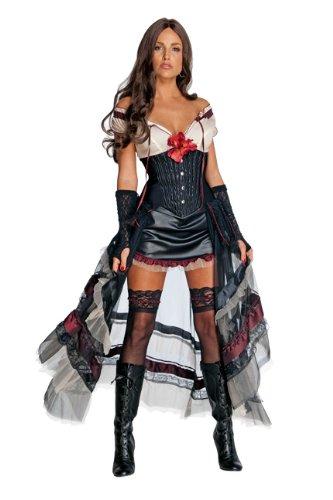 Jonah Hex Secret Wishes Lilah Costume