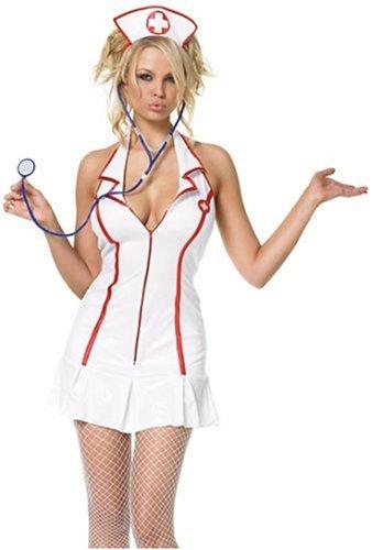 Leg Avenue 3 Piece Head Nurse Costume