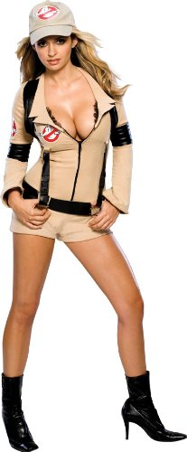 Ghostbusters Secret Wishes Sexy Romper Costume