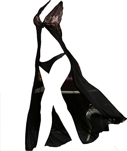 Hot Sexy Women Ladies Lingerie Nightgown Sleepwear Set Babydoll Dress Pajamas