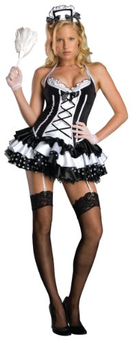 Secret Wishes Sexy Maid Perfect Costume