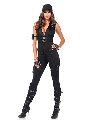 Leg Avenue Women's Deluxe Swat Commander