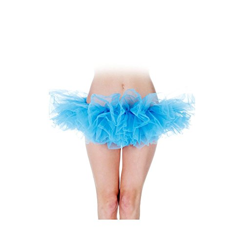 Blue Tutu for Women – Neon