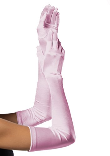 Leg Avenue Long Satin Gloves