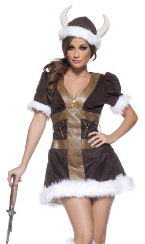Underwraps Women's Viking Princess