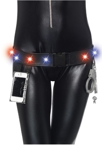 Leg Avenue Costumes Police Utility Belt