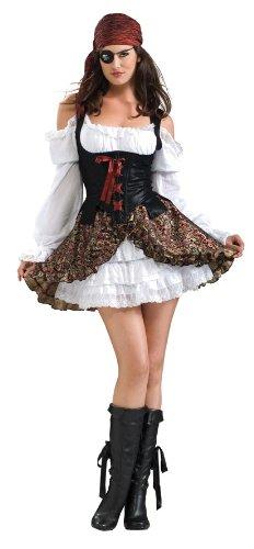 Secret Wishes Buccaneer Babe Costume