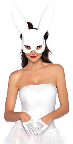 Leg Avenue Women's Masquerade Rabbit Mask