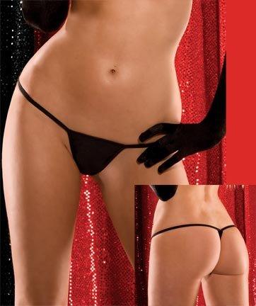 Sexy Red G-String Panties